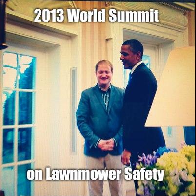 2013 World Summit...on Lawnmower Safety
