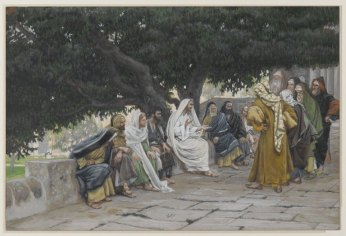 brooklyn_museum_-_the_pharisees_and_the_saduccees_come_to_tempt_jesus_28les_pharisiens_et_les_saducc3a9ens_viennent_pour_tenter_jc3a9sus29_-_james_tissot_-_overall